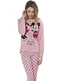 Pijama Ranglan Love You Mickey