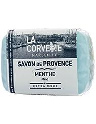 La Corvette Savon de Provence Menthe 100 g