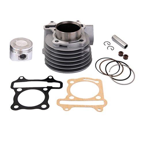 Motore-Motociclistico-Ricostruire-Kit-Modificato-Gruppo-Termico-Per-Motorino-GY6-125cc