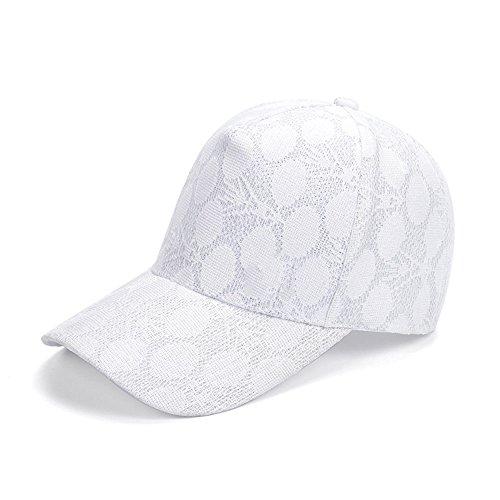 cappello LCCHat estate femminile versione coreana baseball marea Cap Lettera Personalità moda parasole esterno sole