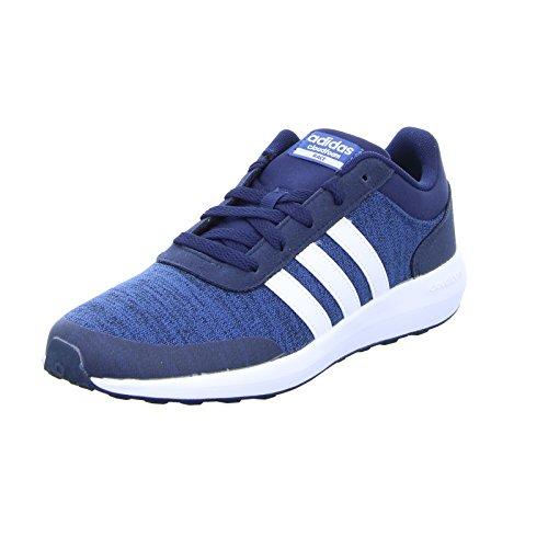 adidas CF Race K, Chaussures de Fitness Mixte Enfant, Bleu
