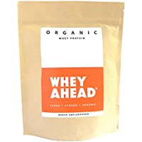 WHEY AHEAD 500 g Naked/Unflavoured Organic Whey Protein