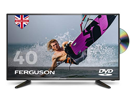 Ferguson 40� Full HD LED TV with DVD and Freeview T2 HD