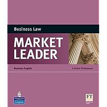 Market Leader Specialist Books Intermediate - Upper Intermediate Business Law
