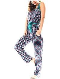 c7f22fdc03c99a Suchergebnis auf Amazon.de für: jumpsuit damen - Grün / Schlafanzüge ...