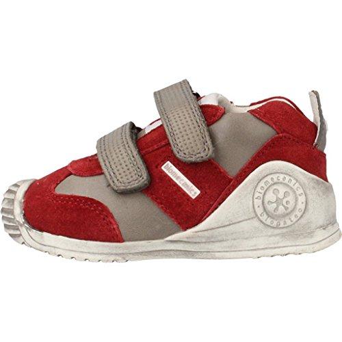 Basket, couleur Rouge , marque BIOMECANICS, modèle Basket BIOMECANICS LICIA Rouge Rouge