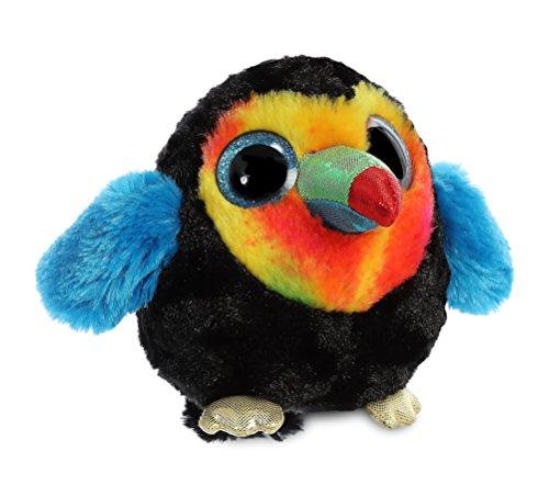 yoohoo-tucan-ojos-brillantes-13-cm-color-negro-aurora-0060029244