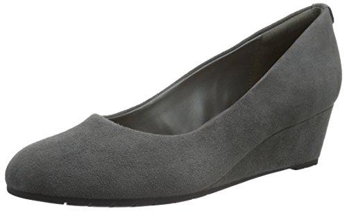 Clarks Vendra Bloom, Escarpins Femme Gris (Grey)