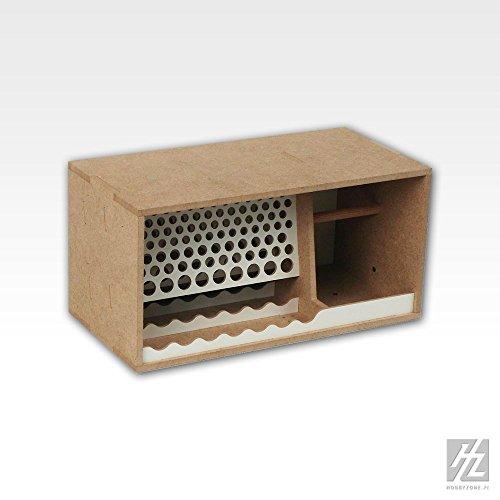 Hobbyzone Pinsel und Werkzeug Box Modul (Brushes and Tools Box Module) MWS HZ-OM07B