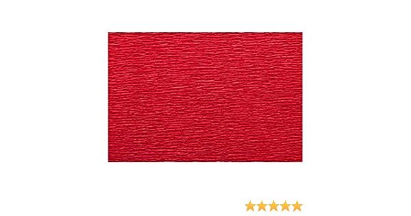 Crepe Paper Roll Premium Italian Extra Fine 60 G Red Amazon De Küche Haushalt