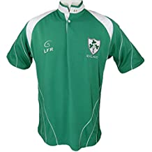 LIVE FOR RUGBY Irlanda camiseta de Rugby transpirable por vivir para Rugby a0bd920c3d0da