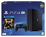 PlayStation 4 (PS4) - Consola Pro de 1 TB + COD Black Ops IIII