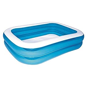 Bestway Family Pool Blue Rectangular, 201x150x51 cm