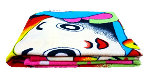 BRANDONN SOFT TOUCH PINK DORAEMON PRINTED POLAR FLEECE BABY BLANKET CUM BABY BEDSHEET(40 INCH X 60 INCH APPROX; PINK)  available at amazon for Rs.199