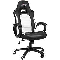 Nitro concetti C80Serie Pure Gaming Chair Black