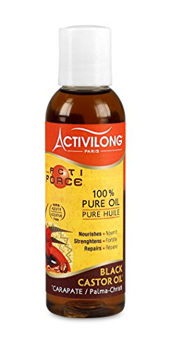 Activilong Actiforce 100% Pure Huile Carapate 60 ml