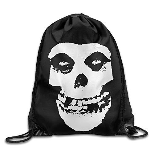 HLKPE Gym Sackpack Misfits Skull -