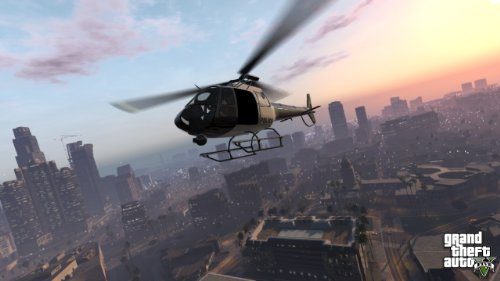 Grand Theft Auto V – [PlayStation 3] - 4