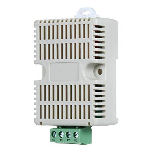 Leepesx RS485 Temperatur-Feuchte-Transmitter RS485 Modbus-TRU Temperatursensor Temperatur-Feuchte-Sensoren Temperatur- und Feuchteüberwachung -