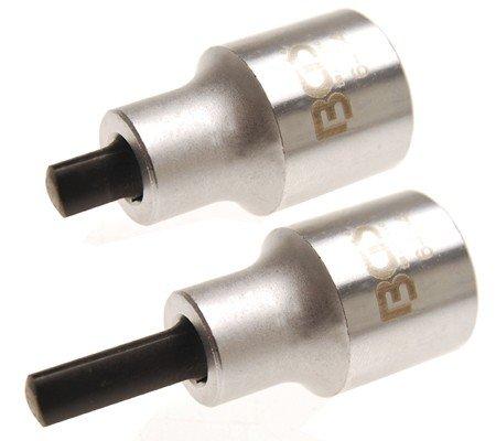 BGS 6455 Spreiz-Einsatz-Set für Federbeinklemmung, 5 x 7 mm & 5,5 x 8,2 mm
