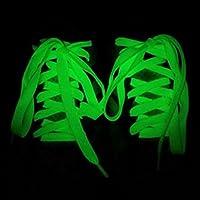 UEETEK Luz muy reducido casual cordones fluorescentes Led luminoso para cordones de los zapatos para el baile de patinaje artístico sobre hielo de Jogging