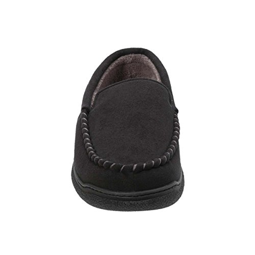 Dearfoams Pantofole Uomo Black