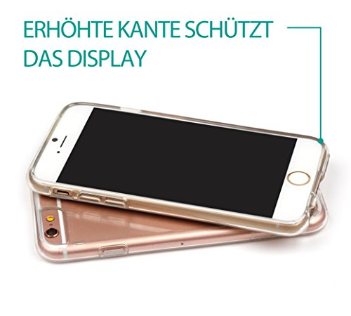 Skech Crystal Case per Apple Iphone trasparente/nero
