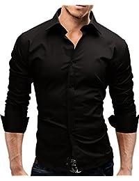 Amazon.de  Hemden - Tops, T-Shirts   Hemden  Bekleidung  Freizeit ... 72d82588fc