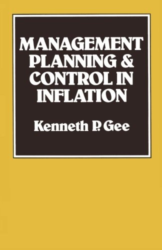 Management Planning and Control in Inflation