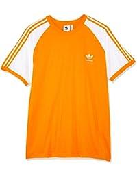 Amazon.es  Naranja - Camisetas 557683a1828ee