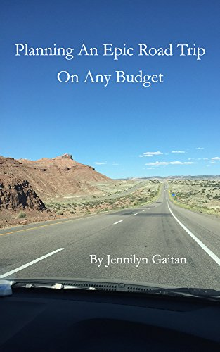 Planning an Epic Road Trip on any Budget book cover