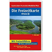 Saarbrücken /Hunsrück /Westliche Pfalz: 1:100000