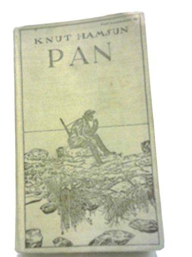 Pan , Aus Leutnant Thomas Glahns Papieren, guter Zustand