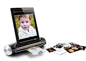 ON DOCS2GO portable document and photo scanner for iPad