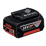 Bosch Professional Batterie 18 V 5,0 Ah (Poids: 620g, boîte en carton)
