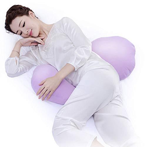 Edelehu Multifunktionale Kissen Seite SCHLAFKISSEN Körper Schwangerschaft Kissen Schlaf Unterstützen Lenden Bauch Bein Baumwolle Abnehmbar Und Waschbar -
