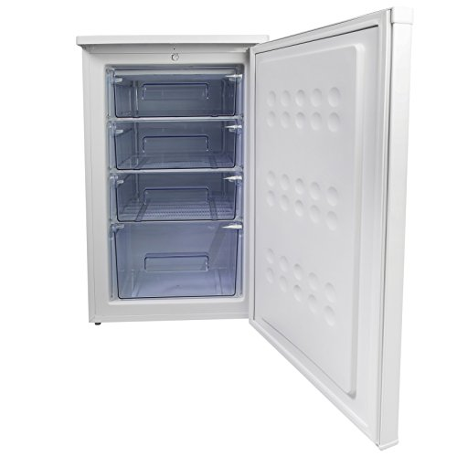 iceQ 100 Litre Under Counter Freezer – White