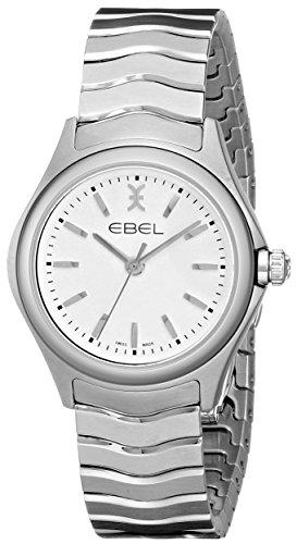EBEL Women's 1216192 Wave Stainless Steel Watch