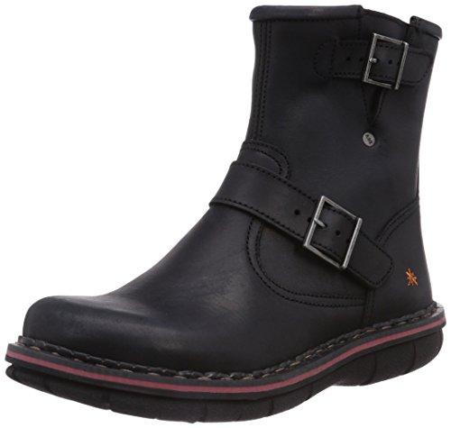 Art 430 Assen, Boots femme - Noir (Negro) - 37 EU