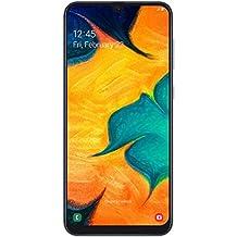 Samsung Galaxy A30 Dual SIM - 64GB, 4GB RAM, 4G LTE, UAE Version - White (Pack of 1)