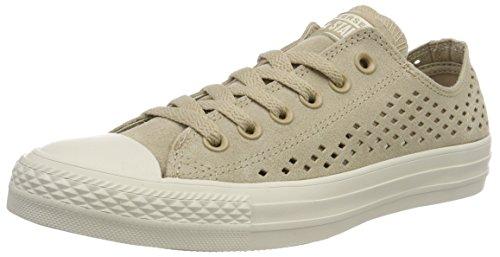 Converse Unisex-Erwachsene Ctas OX Vintage Khaki Low-top Sneaker, Beige (Vintage Khaki/Vintage Khaki 270), 39 EU