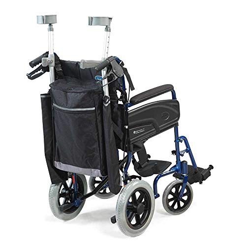 NRS Healthcare - Palo reflectante silla ruedas, color