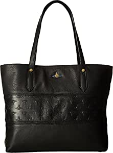 Vivienne Westwood Women's Bag Cardiff Black Handbag