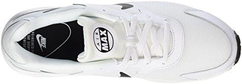 Nike Herren Air Max Guile Freizeitschuhe Elfenbein (White/white/black)