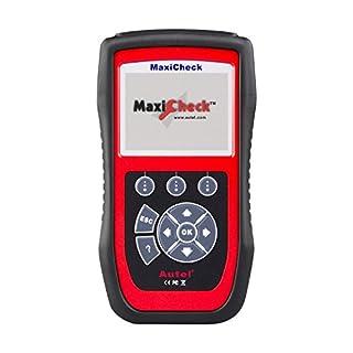 Autel MaxiCheck Pro OBD2 Diagnosegerät, EPB / ABS / SRS / SAS Diagnosewerkzeug, OBD2 Scanner Felercodeleser für alle Fahrzeuge, Deutsch verfügbar(bitte kontaktieren Sie uns zurück mit dem Modell S / N)