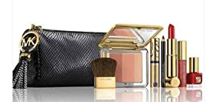 Estee Lauder Michael Kors 2012 Black Makeup Set