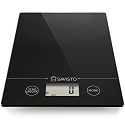 Quality Removable Bowl LCD Display 5kg Tara Kitchen Scales SILVERCREST