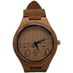Reloj de madera Personalizable Bölbo® Gea