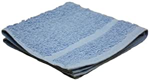 Wash Flannel - Pack of 12 - Petrol Blue: Amazon.co.uk ...