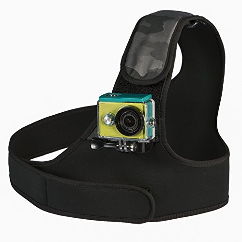 YI Chest Mount for the YI Action Camera Compatible with GoPro Hero